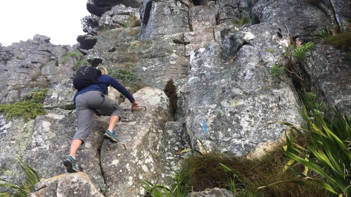 登山危險表山技巧